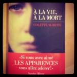 A la vie, à la mort de Colette McBeth