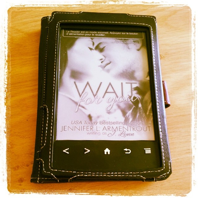 Wait for you de Jennifer L Armentrout