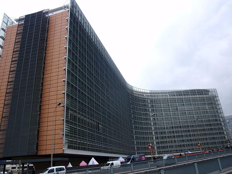 Berlaymont - Crédit : Wikipedia.org