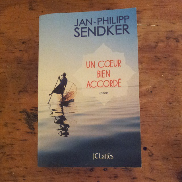 Un coeur bien accordé de Jan-Philipp Sendker
